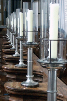 Sheffield Cathedral Candlesticks
